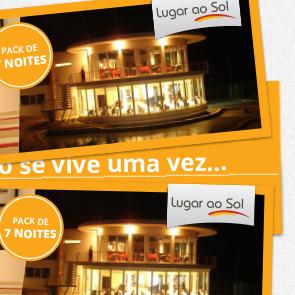 Pack / Talonário 7 + 7 Noites, 2 Pessoas