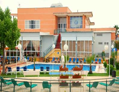 Hotel Jardín de La Reina ***
