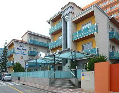 Hotel Sant Jordi Thalasso SPA *****