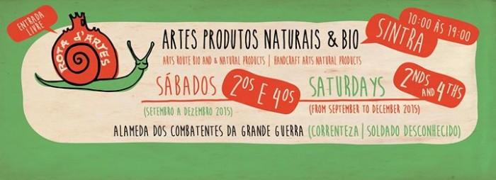 Escapadela da Semana - Rota D'Artes - Produtos Naturais & Bio