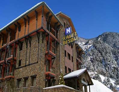 Hotel Xalet Besolí ***