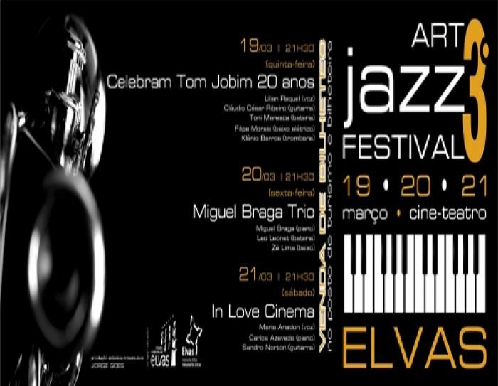 Escapadela da Semana – 3º Art Jazz Festival