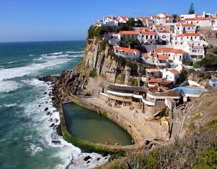 Aldeias de Portugal: Azenhas do Mar