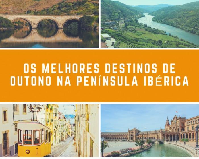 Os melhores destinos de Outono na Península Ibérica