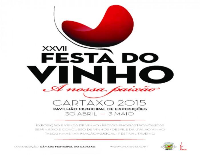 Escapadela da Semana – XXVII Festa do Vinho