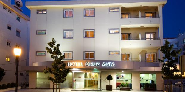 Hotel Cruz Alta ***
