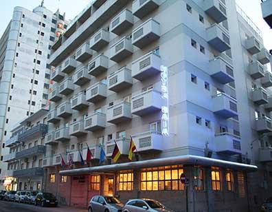 Hotel Baía de Monte Gordo *** RNET 4718