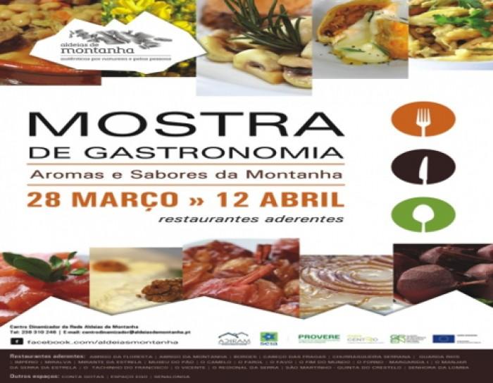 Escapadela da Semana – Mostra de Gastronomia Aromas e Sabores de Montanha