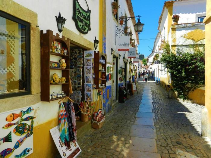 Óbidos Cidade da Literatura pela UNESCO