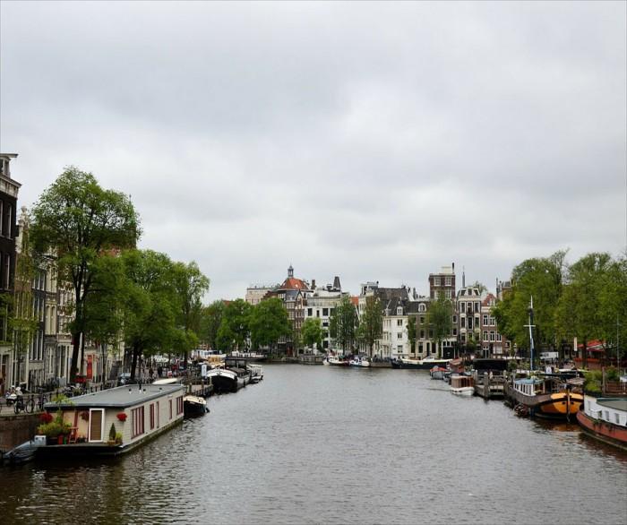 Amesterdão - Cidade das Flores