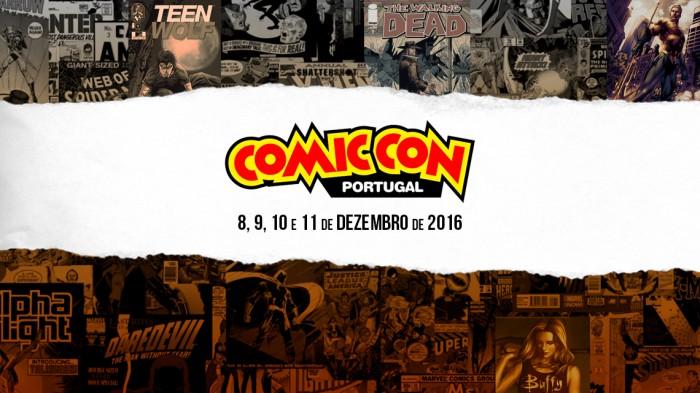 Escapadela da Semana - Comic Con Portugal 2016