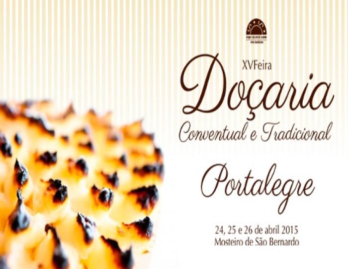 Escapadela da Semana – XV Feira de Doçaria Conventual e Tradicional de Portalegre