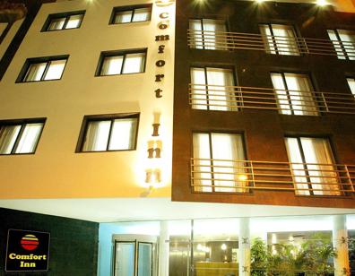 Comfort Inn Ponta Delgada ***