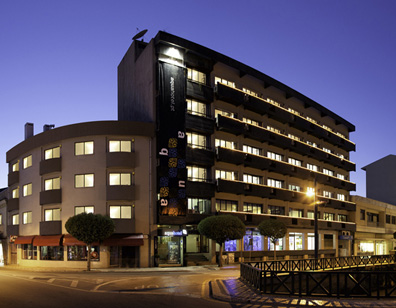 Aqua Hotel Ovar *** RNET 1068