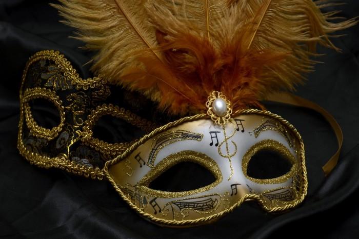 Símbolos do Carnaval - Máscara de Carnaval