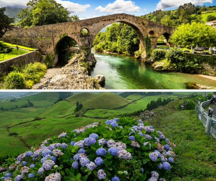 Açores e Cangas de Onis entre os 16 destinos Europeus mais incríveis