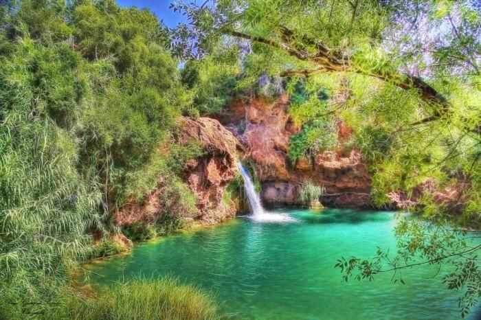 As mais belas cascatas e quedas de água de Portugal