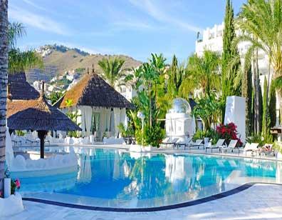 Hotel Suites Albayzin del Mar ****