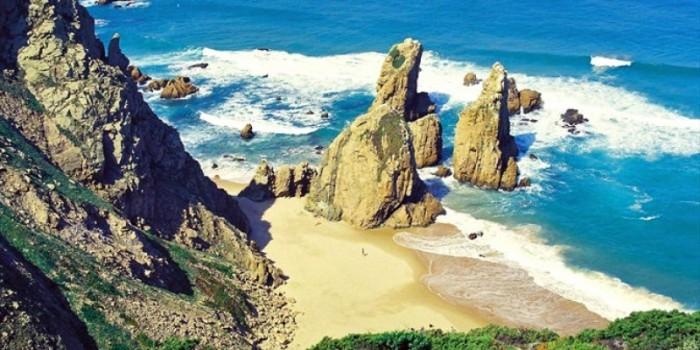5 - Praias Selvagens de Portugal - Praia da Ursa