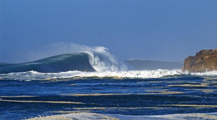 6 - Praias selvagens de Portugal - Praia do Norte