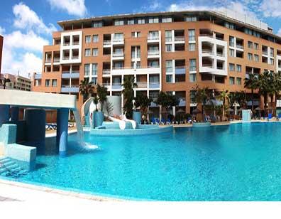 Hotel Apartamento Neptuno ****
