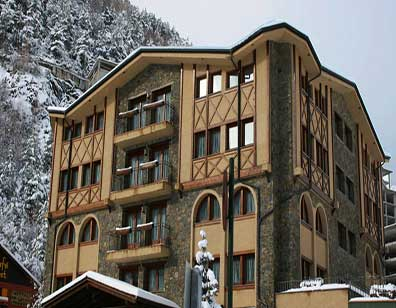 Hotel Xalet Verdú ***