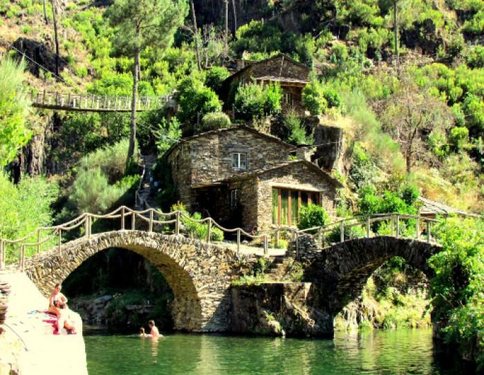 As 10 melhores praias fluviais em Portugal