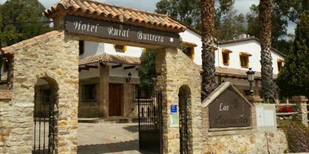 Hotel Hospedería Las Buitreras HR