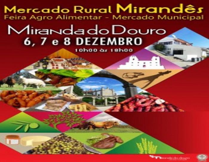 Escapadela da Semana – 2ª Edição do Mercado Rural Mirandês
