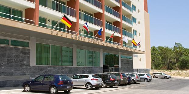 Monte Gordo Hotel Apartamentos & Spa