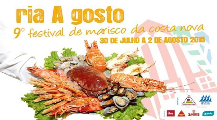 Escapadela da Semana – 9º Festival de Marisco da Costa Nova – Ria A gosto