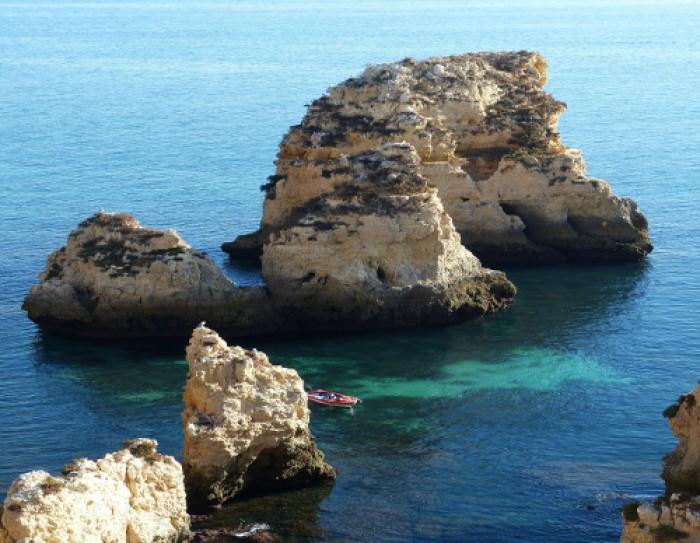 Huffington Post considera Ponta da Piedade uma das mais belas praias do mundo