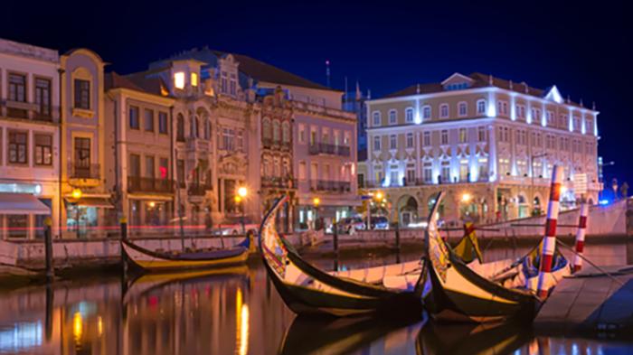 Aveiro no Top 10 das Pequenas Cidades Mais Românticas da Europa