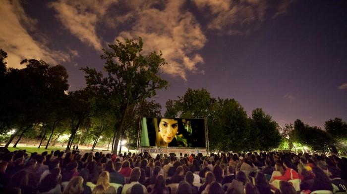 Noites de cinema ao ar livre no Jardim da Quinta das Conchas