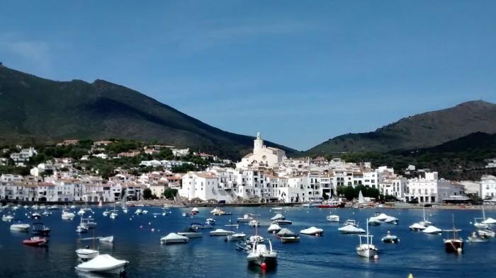 Cadaqués entre as mais belas cidades costeiras