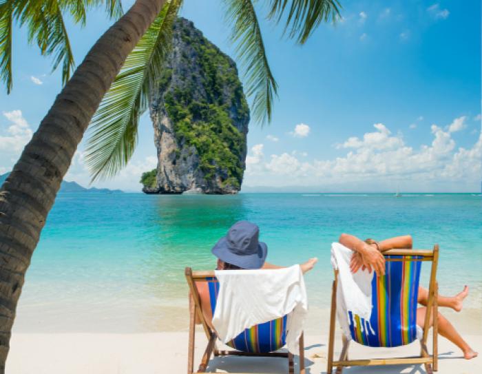 Benefícios das férias e escapadelas para a saúde