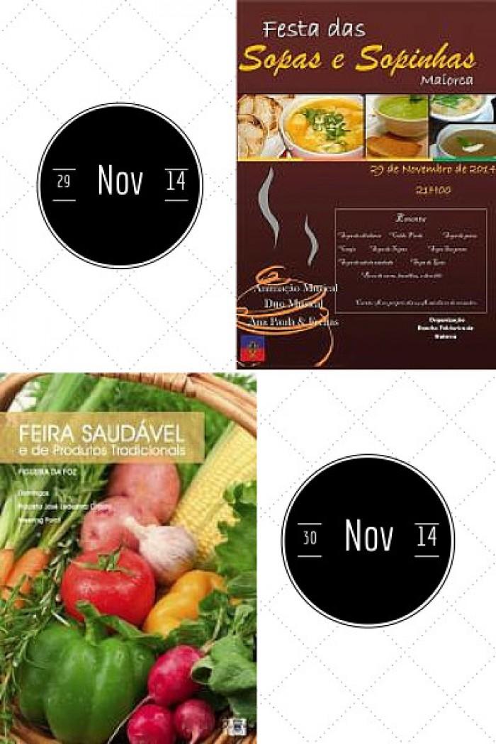Escapadela da Semana – Festa das Sopas e de Produtos Tradicionais