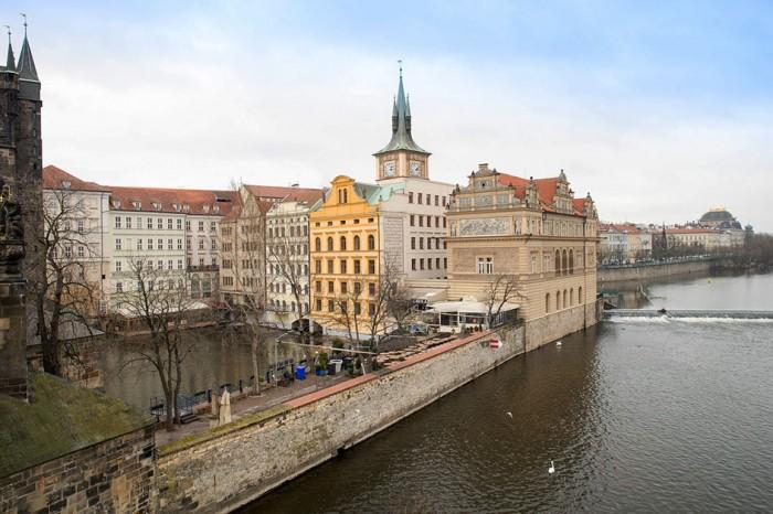 Praga - Cidade das cem cúpulas