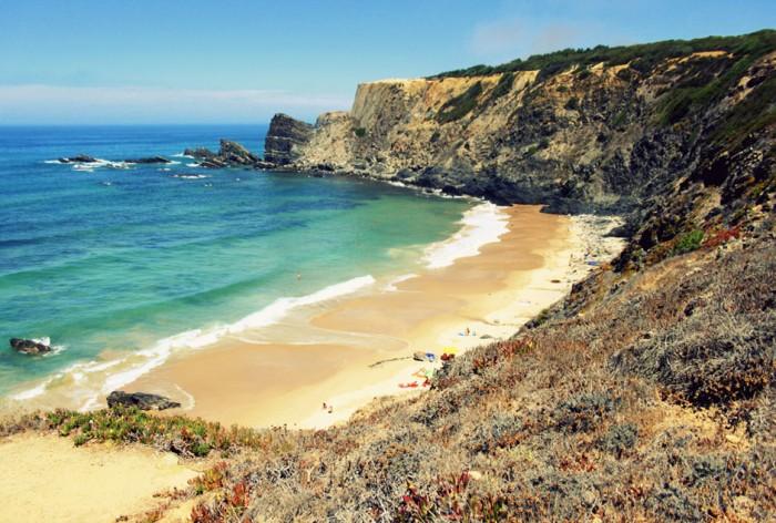 Praias Selvagens de Portugal - Praia da Amália