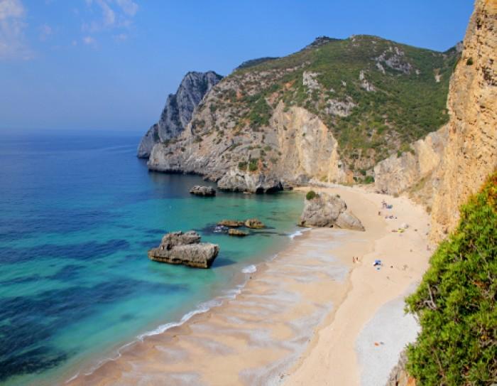 1 - Praias selvagens de Portugal - Praia da Ribeira do Cavalo