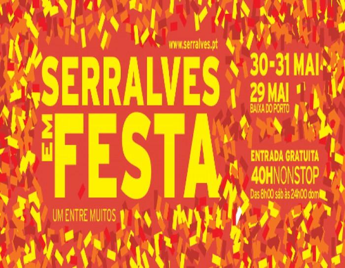 Escapadela da Semana – Serralves em Festa 2015