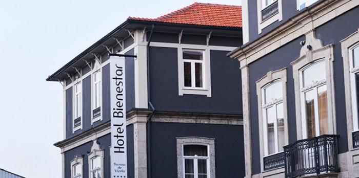 Novos Hotéis - Hotel Bienestar Termas de Vizela